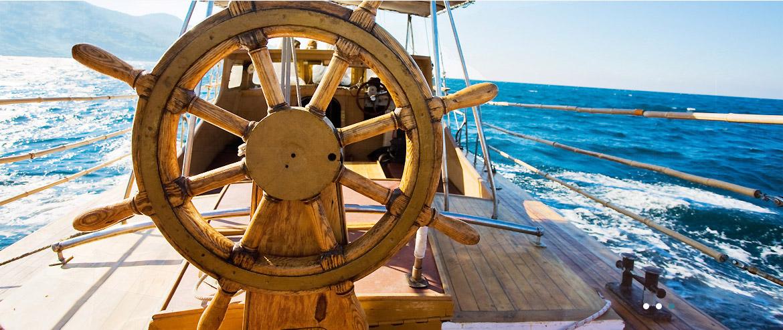 Аренда парусных, моторных яхт, катеров и катамаранов